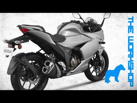 Gixxer 250 - Oil jacket and more