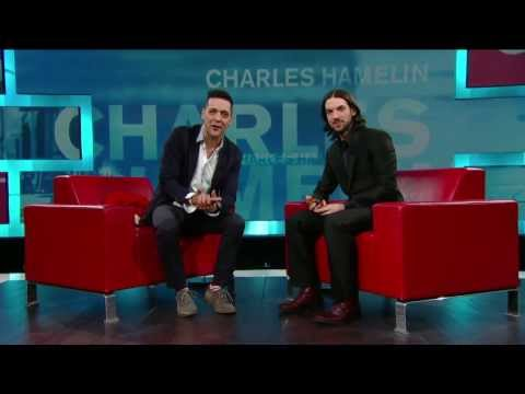 Charles Hamelin on George Stroumboulopoulos Tonight: INTERVIEW