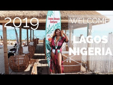 Welcome To LAGOS NIGERIA - The AFRICA You Don't See On TV!! Travel Vlog