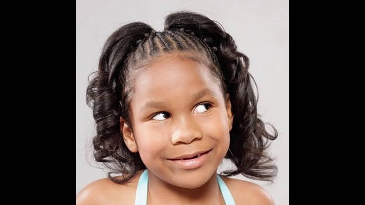 Frisuren Für Kinder Youtube