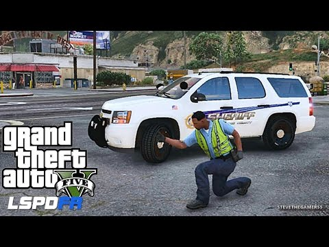 LSPDFR #454 - CITY/ SHERIFF/ HIGHWAY PATROL!! (GTA 5 REAL LIFE POLICE MOD)#NOSLEEP