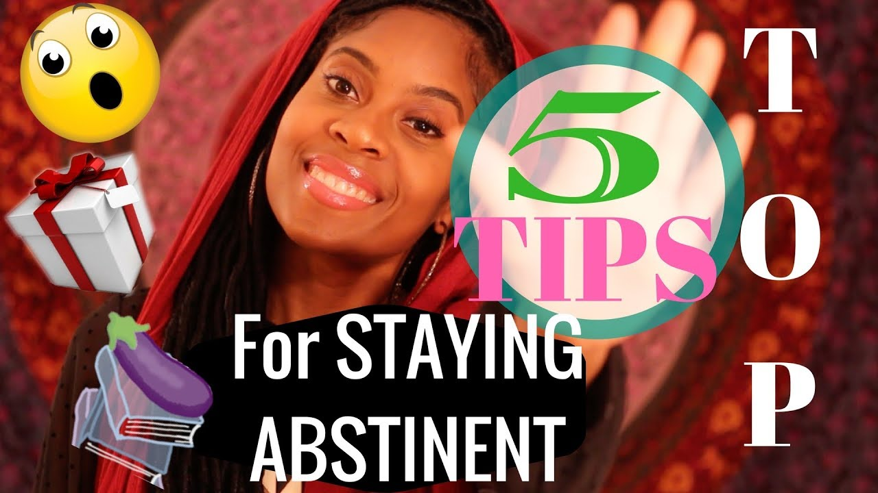 Staying abstinent