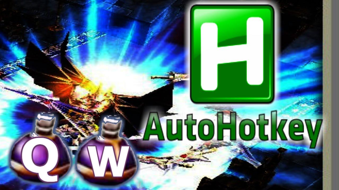 6e74db1c6a3 ZhyperMU Auto Hot Key - YouTube