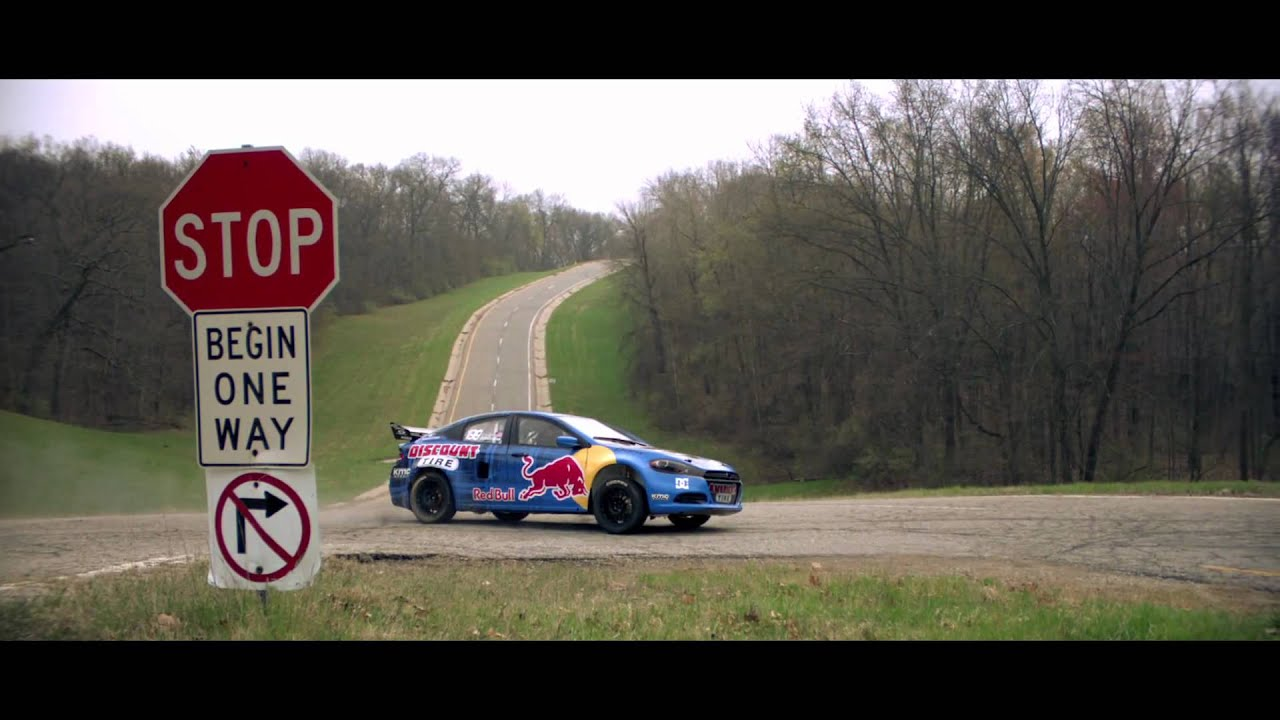 Travis Pastrana - 2013 Dodge Dart Rally Car.mp4 - YouTube