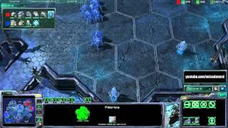 Starcraft 2 -  LiquidHuk vs. Lovacacia (Narração em Português).