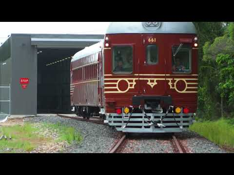 The World's First Fully Solar-Powered Train: Daily Planet
