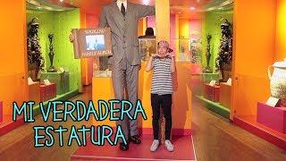 Conocí el Hombre Más Alto del Mundo y a Lady Gaga Recorriendo México - VLOG #42
