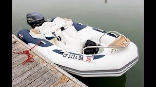 Avon Seasport Luxury Tender by Zodiac - One Wake