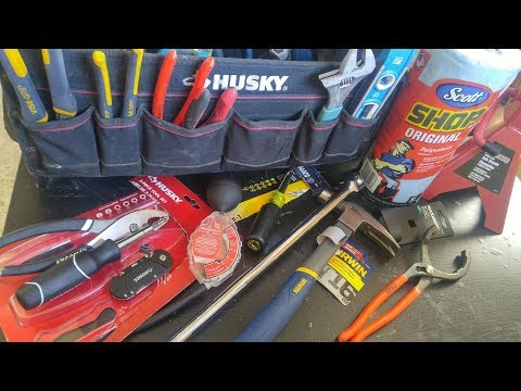 New Tools From Home Depot, Lowes, And Canadian Tire