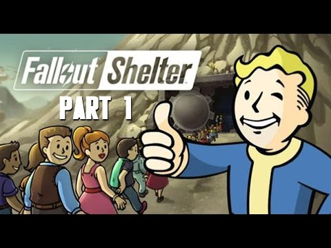 Fallout Shelter Walkthrough Part 1 - JUST HAVE BABIES ( Fallout Shelter Gameplay )