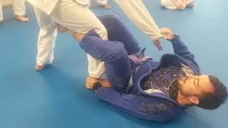 Pace Gracie Jiu Jitsu: De La Riva/ reverse De La Riva hooks