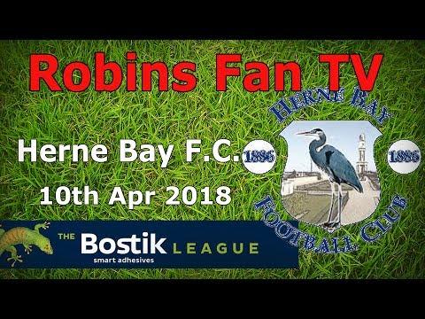 HIGHLIGHTS - Herne Bay vs Carshalton Athletic 10.04.2018