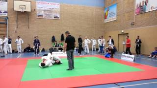 maziar white belts match 3 part 2