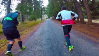 Semimaraton Brasov Intersport - antrenament #3