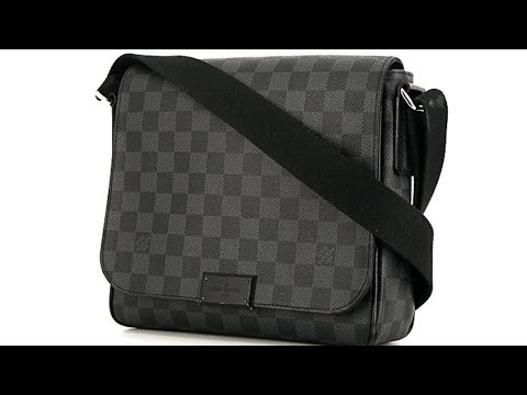 d493ad7baa76 Damier Graphite canvas Thomas N58028
