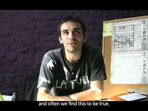 Democracy Now! en el aire: Radio la Tribu- Buenos Aires, Argentina.