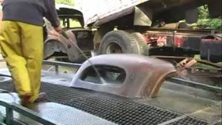 Remove Rust from Metal and Panels the Easy Way: Video 2