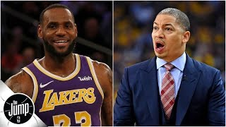 Will LeBron James and Tyronn Lue rekindle the magic with the Lakers? | The Jump