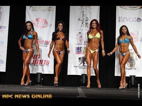IFBB Sacramento Bikini Pro with Muscle Gauge NutritionGAUGEGIRL82
