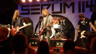 The New Roses - Whiskey Nightmare/I Believe - Riders Cafe, Lübeck - 01.10.2016