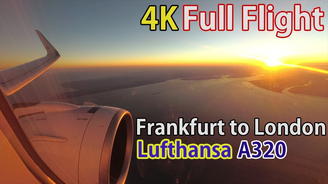 flug frankfurt london heathrow