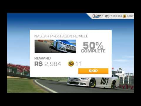 Real Racing 3 Save / Restore Gold Glitch 2