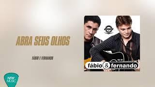 #NewMusicDigital - Abra Seus Olhos - Fábio e Fernando - Volume 09 - (Áudios Oficial)
