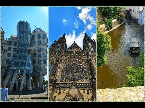 Прага 9: Пражский Град, Танцующий дом, собор Св. Вита, Карлов мост / День 5