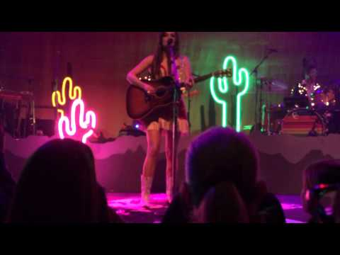 "Kacey Musgraves ""Keep it to Yourself"" live at Rams Head Live 2-14-15.  Valentines Day"