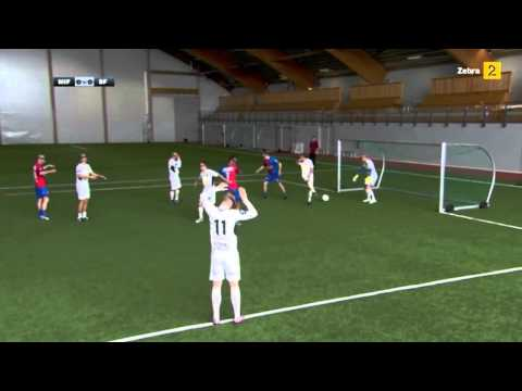 Players Fail Hilariously Playing Soccer While Viewing The Game From Above On Video Headsets