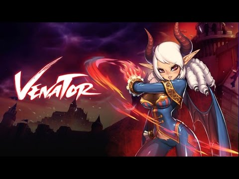 Venator (by Dreamplay Games Inc.) - iOS/Android - HD Gameplay Trailer