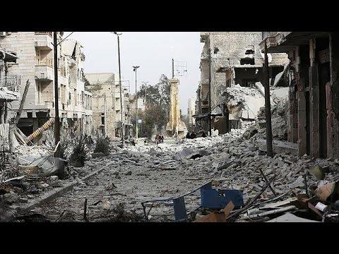 Suriye'de 6 yıllık savaşın ağır bilançosu