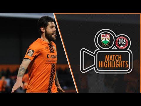 Barnet Maidenhead Goals And Highlights