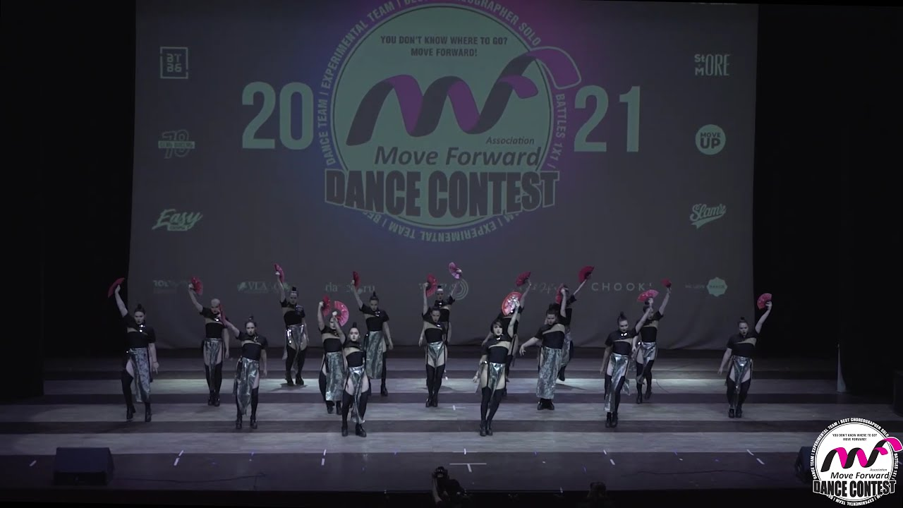 KANFER CREW   TEAM PROFI   MOVE FORWARD DANCE CONTEST 2021