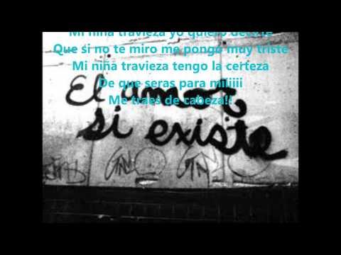 Mi Niña Traviesa - Rey Sanchez (letra)