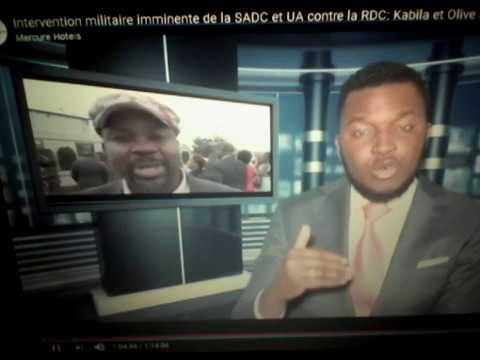 RD-CONGO SANS KABILA IMMINENTE : INSURRECTION MILITARO-POPULAIRE ET DR  MUKWEGE PDT DE TRANSITION...