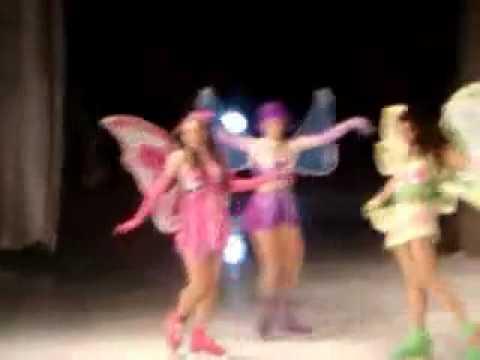 Winx on Ice - Enchantix! Винкс на Льду - Энчантикс!