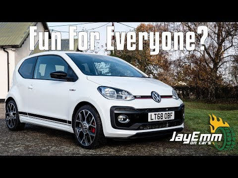 The VW Up! GTI - Worthy Of The Badge?