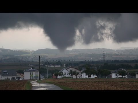 10.08.2014, Tornado in der Wetterau