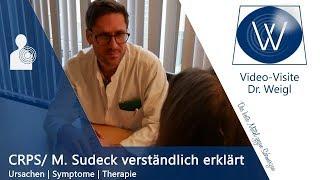CRPS | Morbus Sudeck | Nervenschmerzen | CRPS Fuß, CRPS Hand | CRPS Behandlung | Schmerzsyndrom