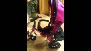 Обзор детского велосипеда lexus trike