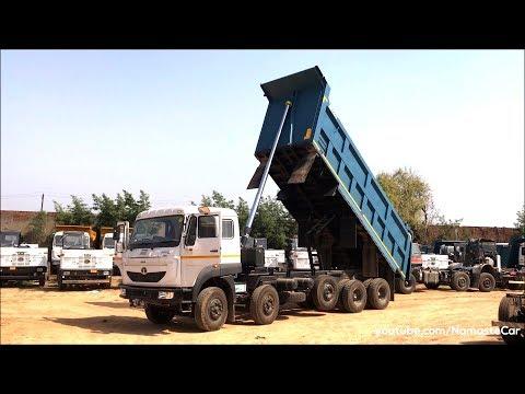 Tata Signa 3718 TK Tipper Truck 2019   Real-life review