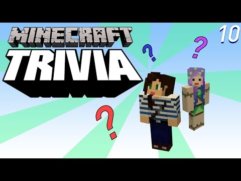 TRIVIA - Minecraft Diversity w/ Stacy Ep10