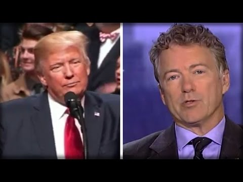 RAND PAUL JUST DROPPED STUNNING TRUMP WIRETAPPING BOMBSHELL!!!
