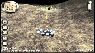 Swiv 3D - Lunar Escape - Part 1 [Playthrough]