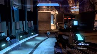 Halo 4 Useful Jumps on Abandon (With Commentary)