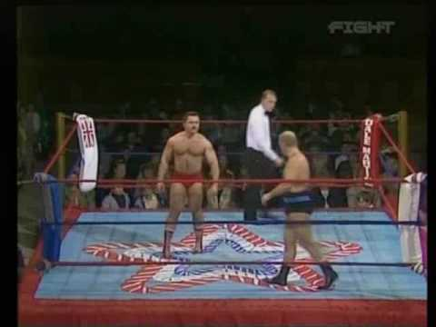 World Of Sport - Red Ivan vs Barry Douglas