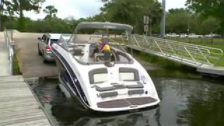 Yamaha Jet Boat Maneuverability