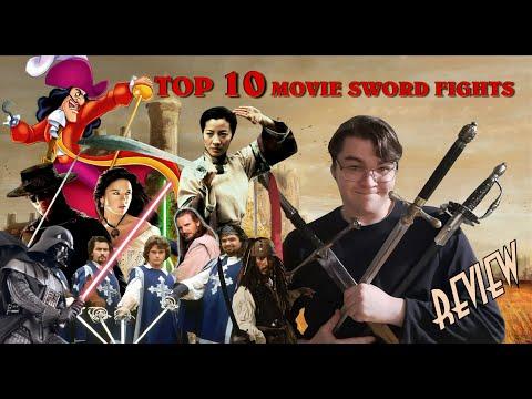 Top 10 Movie Sword Fights - BIGJACKFILMS REVIEW