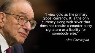 What Does Alan Greenspan Think About Gold?  -Scott Carter's Blog